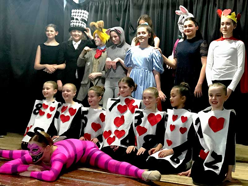 Musical Theatre Classes Stockport