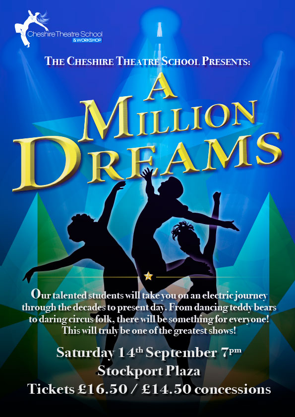 CTS Student Showcase A Million Dreams