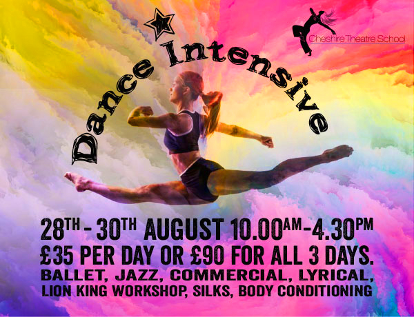 Dance Intensive 2019