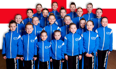 Cheshire Theatre School fundraising for the 2018 Dance World Cup
