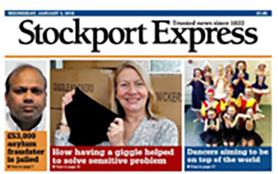 The Stockport Express featuring Cheshire Theatre School