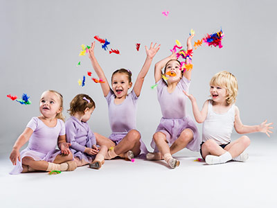 Baby Ballet and Tap Classes in Stockport