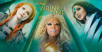 private screening, A Wrinkle In Time, Disney film, The Light cinema Stockport