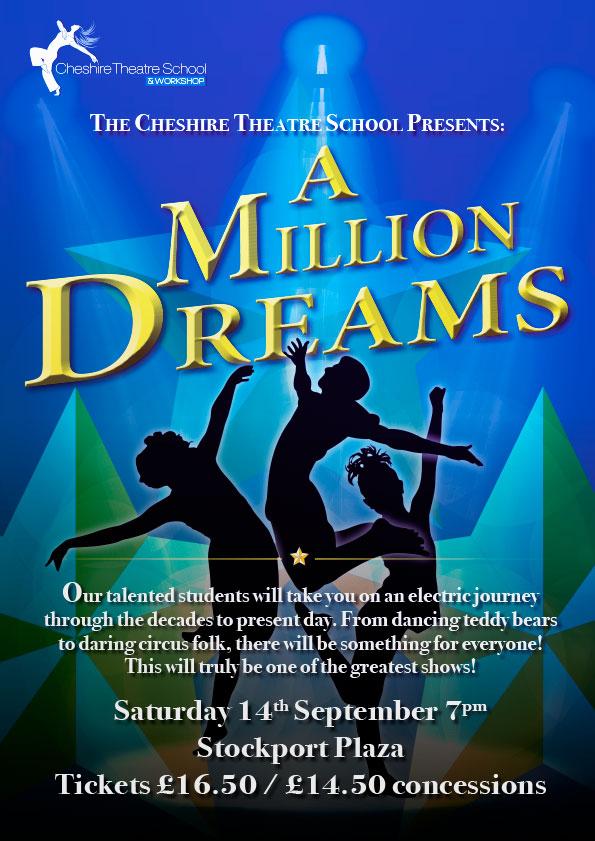 CTS Student Showcase A Million Dreams