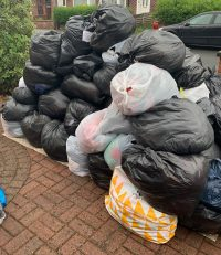 Bags2School collection June 2021