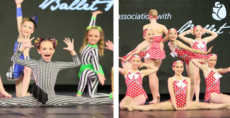 Mini large group song and dance dance – Come Follow The Band - Silver Medal